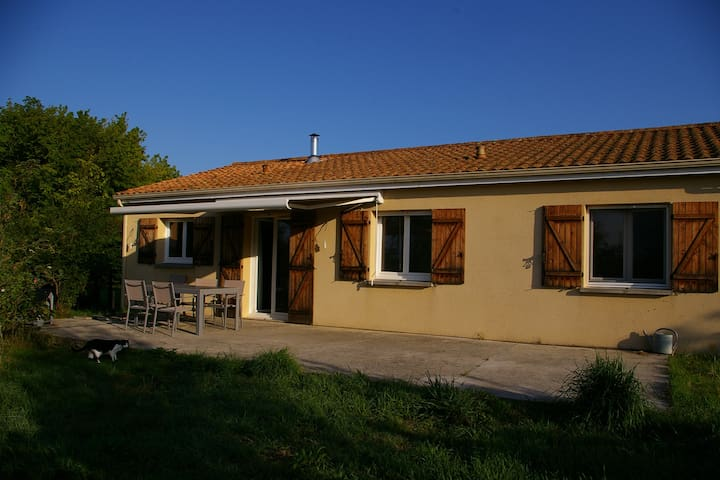 Holiday Home in Cissac-Médoc