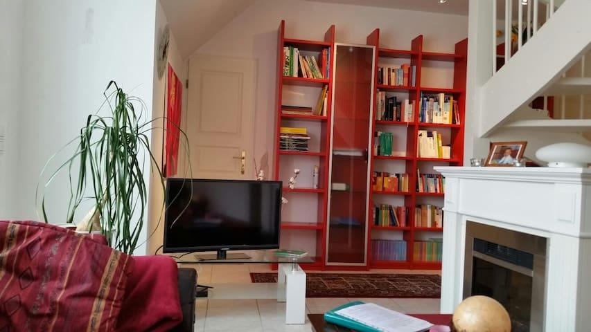 Ferienzimmer bei Greifswald (6 Km) - Greifswald - Casa