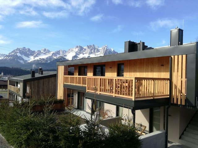 Penthouse mit Blick auf den Wilden Kaiser - Oberndorf in Tirol - 아파트