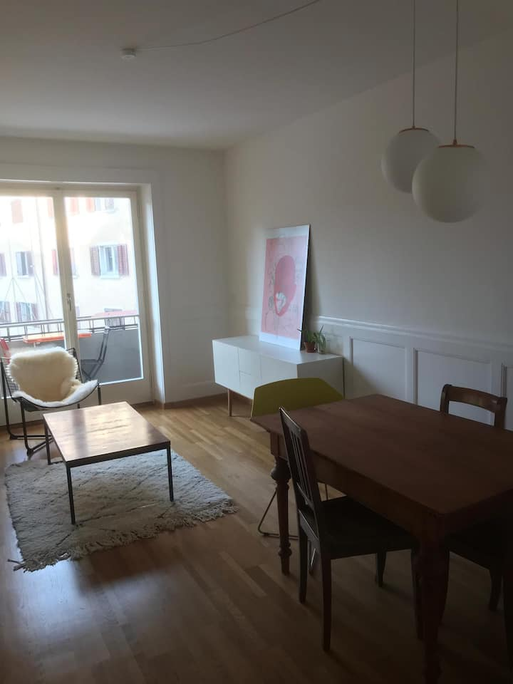 Central Apartment (Monthly rental only)