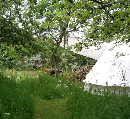 Bell tent for 2 in Yoxford, Suffolk - Yoxford - Tenda