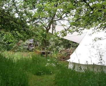 Bell tent for 2 in Yoxford, Suffolk - Yoxford - Khemah