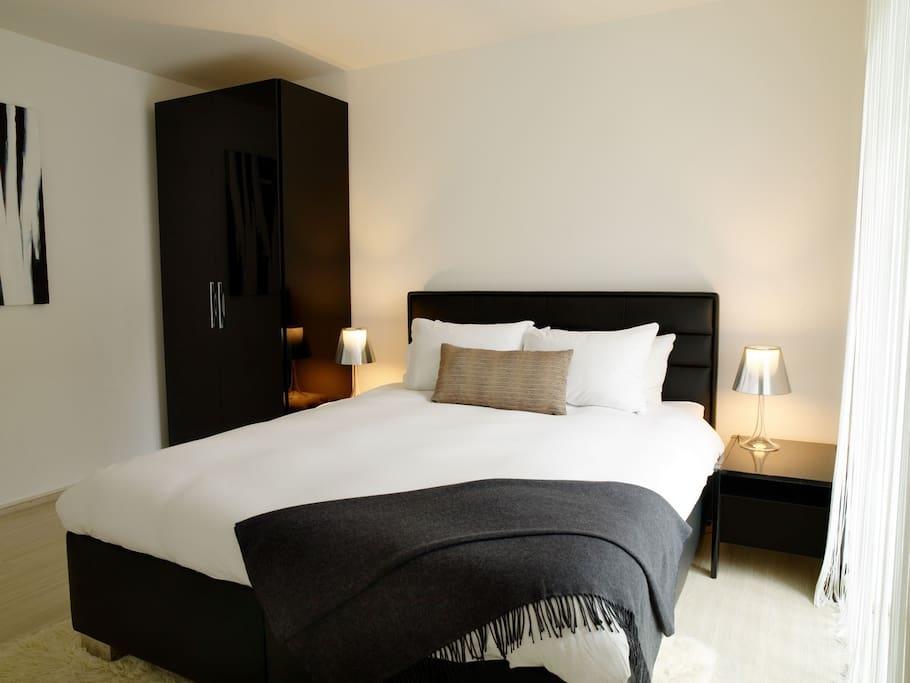 Cramerstrasse - bedroom style