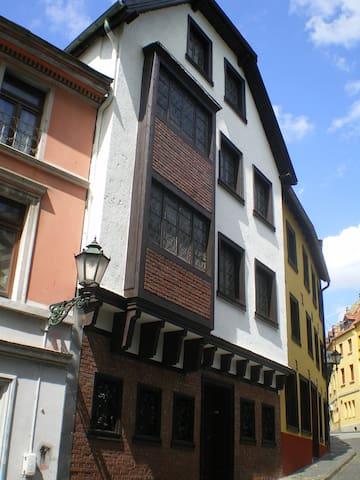 Voll möbliertes Zimmer Stadtzentrum - Mönchengladbach - House