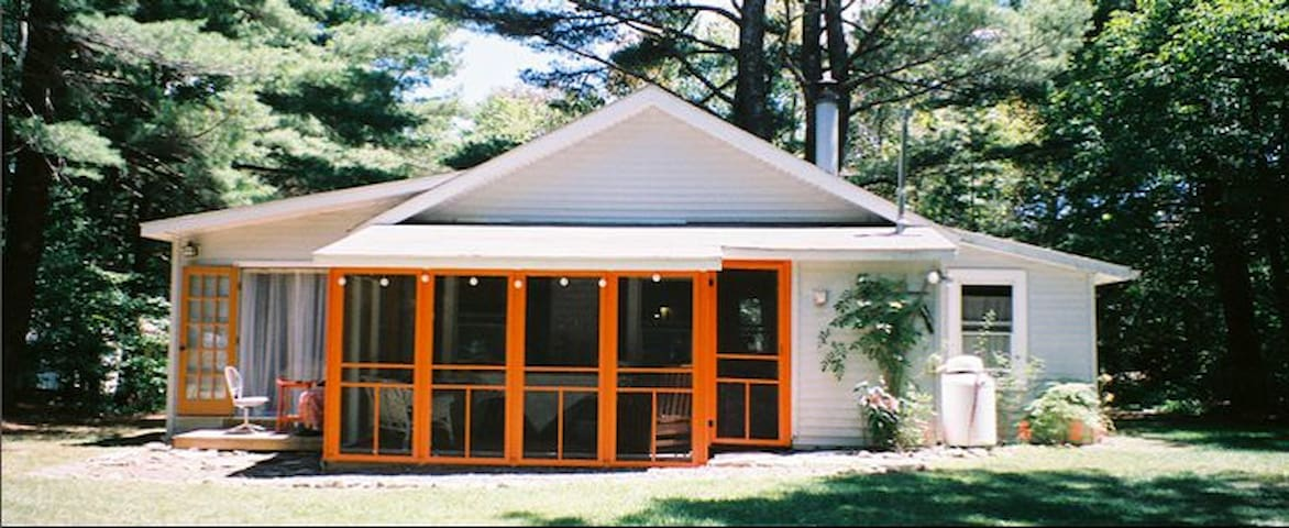 Summer Cottage in the Catskills - West Saugerties - House