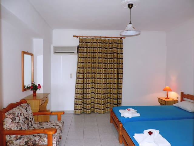 apartment for 3 (Anthia Apartments) - Kos
