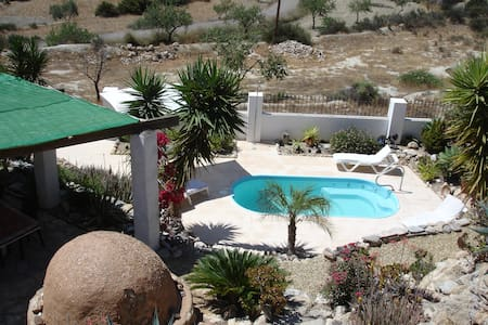 Tranquil Cottage in Rural Spain - Sorbas - Pis
