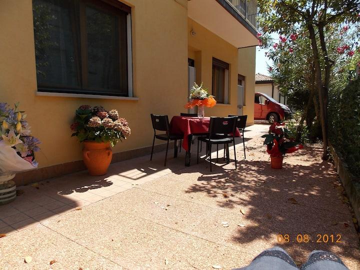 Villa ai Tigli Garden House Venice