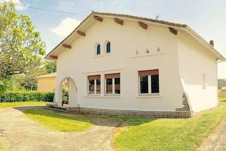 Belle maison dans les Landes - Toulouzette - Haus