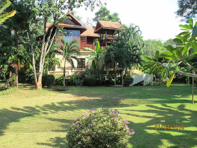 Magnolia House Good Time Resort - Koh Mak - Villa
