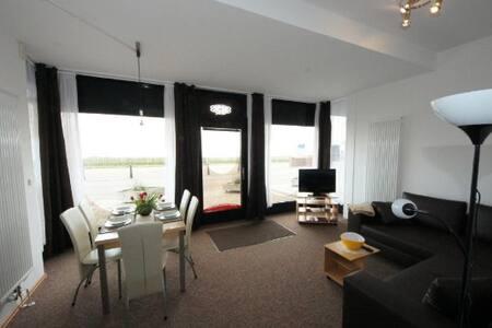 Traumhafte Wohnung Strandblick - Borkum