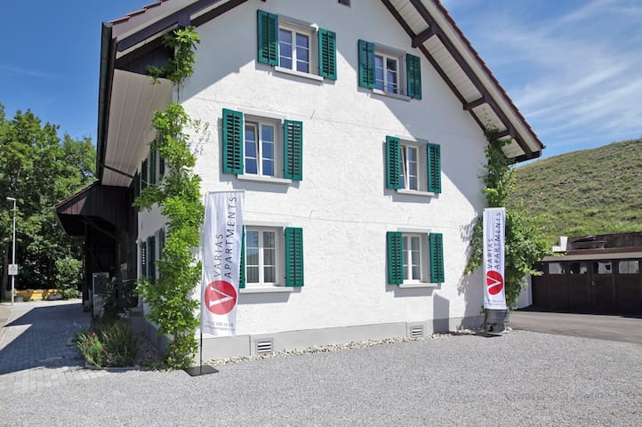 VARIAS COUNTRY APARTMENTS DACHSEN