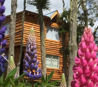 Cabaña en Tolhuin, Tierra del Fuego, Argentina