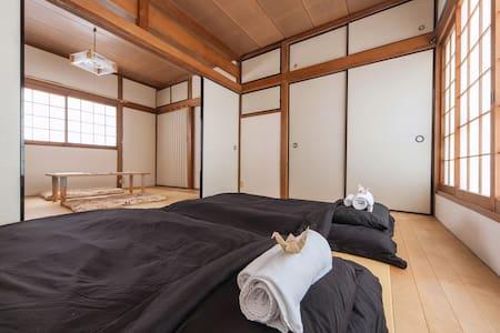 2 Floor Japanese Suburban House! - Osaka