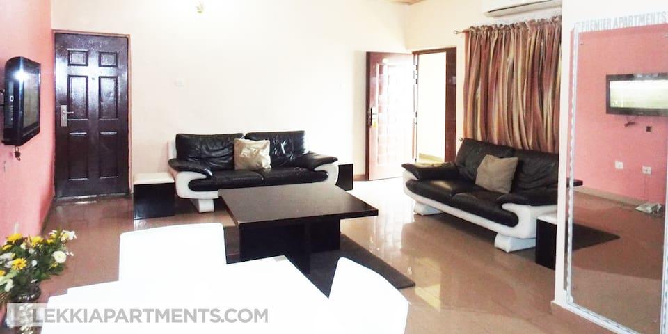 The Premier Apartment - Ikeja - Apartamento