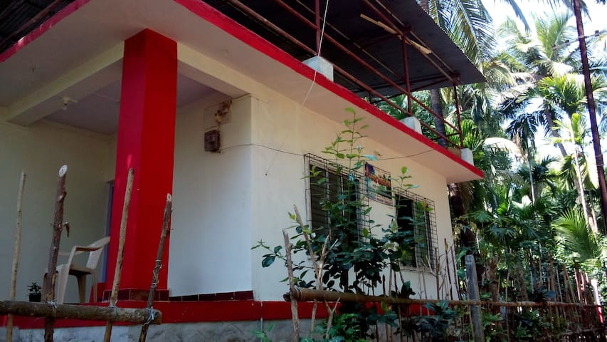 Sneha Holiday Home - 5min from pristine beach