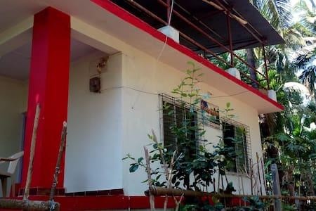 Sneha Holiday Home -5min from beach - Diveagar