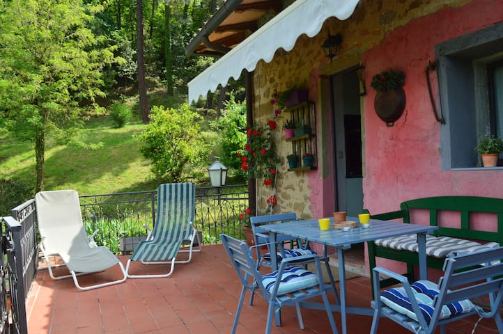 casa mezzomonte Apt Timo - Greve in Chianti - Lägenhet