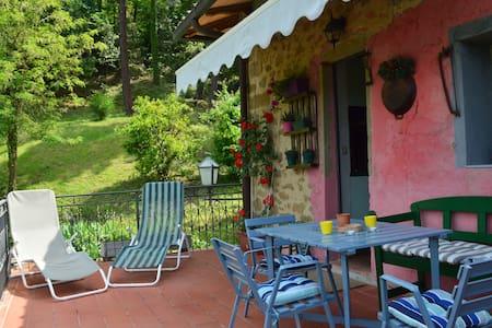 casa mezzomonte Apt Timo - Greve in Chianti - Apartamento