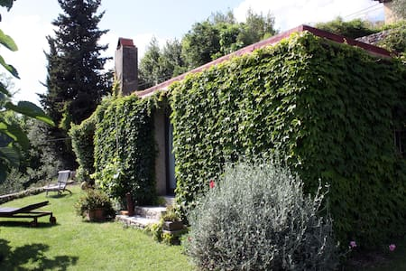 Small stone house on Florence hills - Bagno a Ripoli, Firenze - Talo