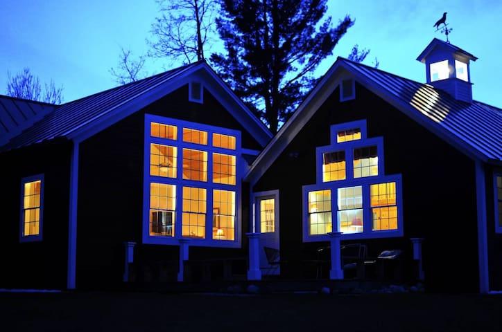 Beautiful Vermont Schoolhouse Near Okemo - Cavendish - Rumah