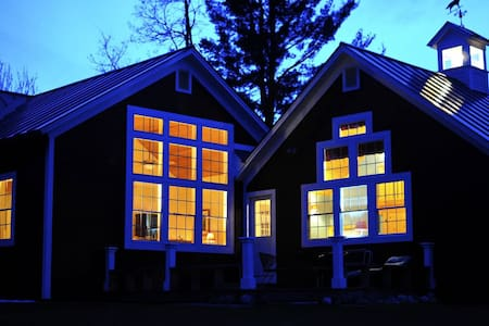 Beautiful Vermont Schoolhouse Near Okemo - Cavendish - Haus