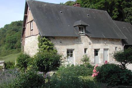 maison dans  parc Manoir desrocques - Villequier
