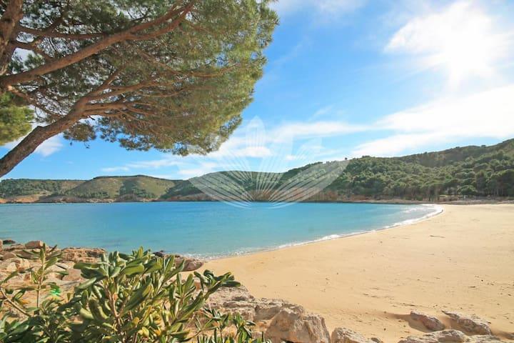 Flat on the beach Montgó - Torroella de Montgrí - Daire