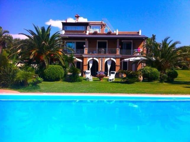 Villa la Torrita - Apartm. Azzurro - Ricadi - Apartament