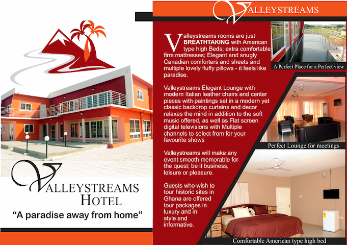 VALLEYSTREAMS HOTEL - ACCRA - Bed & Breakfast