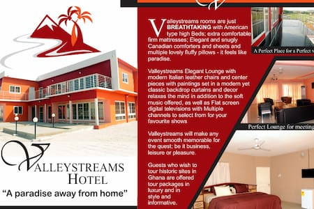VALLEYSTREAMS HOTEL - ACCRA