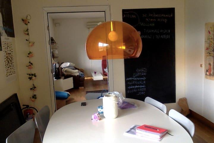 Lägenhet i tvåfamiljsvilla - Lund - House