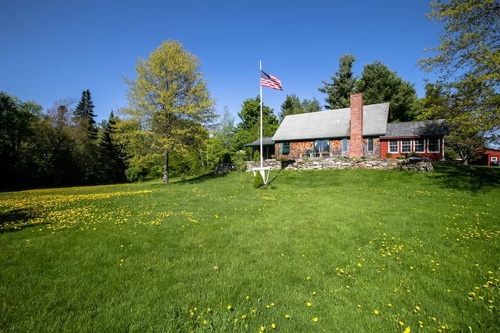 Green Mountain Country Cottage - Chester - House