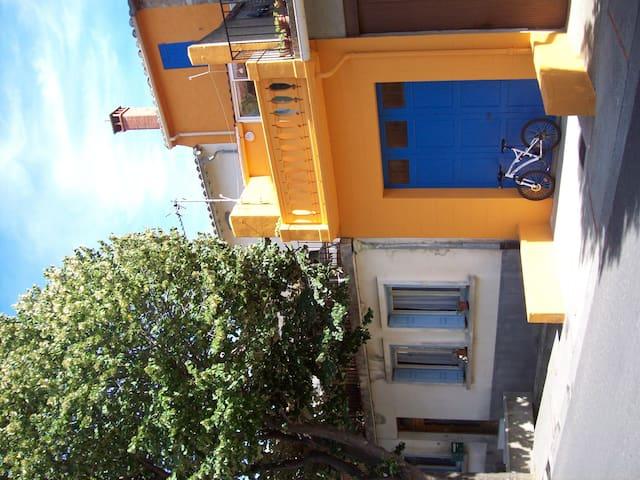Jolie maison de village rénovée - Tautavel - Dům