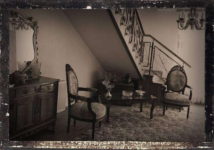 House of Dracula Transylvania Magic Room