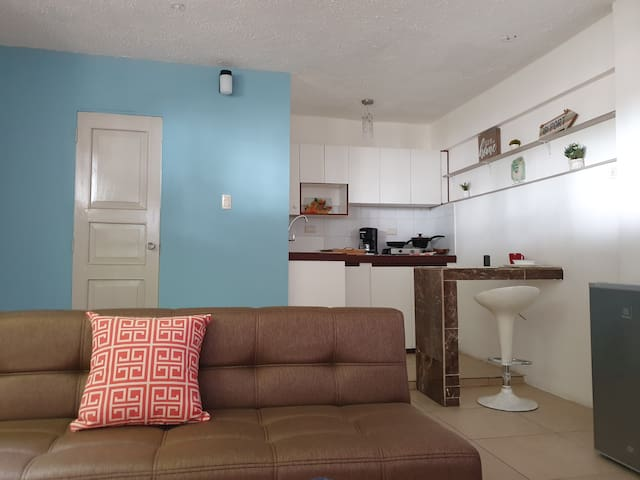Suite independiente #2 - San Pedro Garden Suites