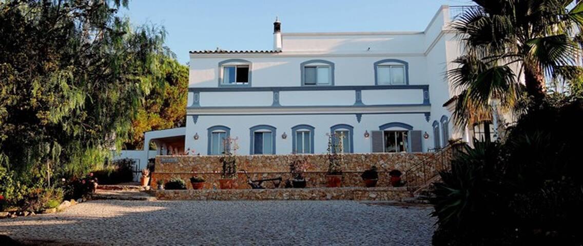 Casa Rosa. Apt#3. Pool and quiet. - Moncarapacho - Flat