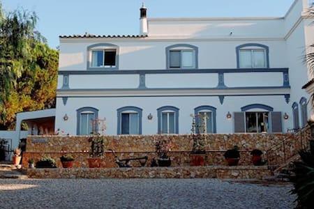 Casa Rosa. Apt#5. Pool and quiet. - Moncarapacho - 公寓