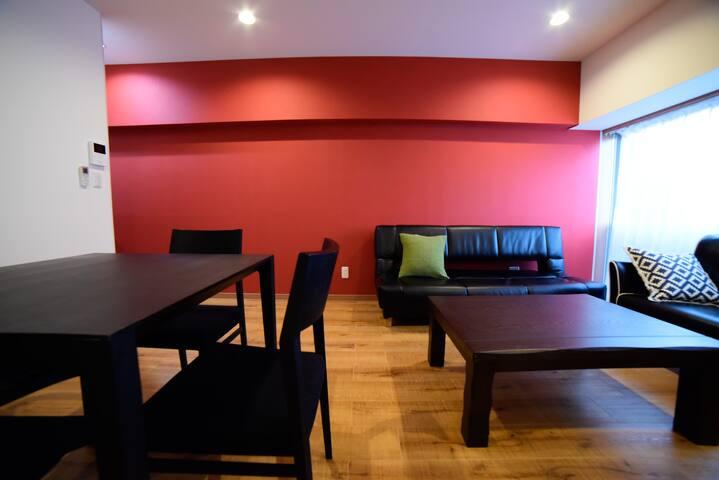 UP TO 12 PERSONS! NEAR ASAKUSA 3BED ROOMS - Taitō-ku - Serviced apartment