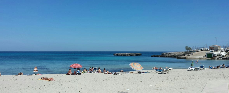 LOFT  en la playa,  vistas espectaculares! - S'Illot-Cala Morlanda - Apartment