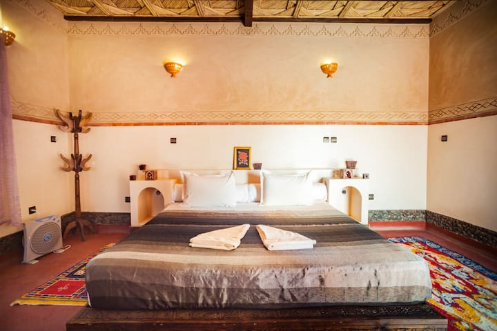 ROOM FROM 1P TO 3P  MIMOUNE - Ouarzazate - Bed & Breakfast