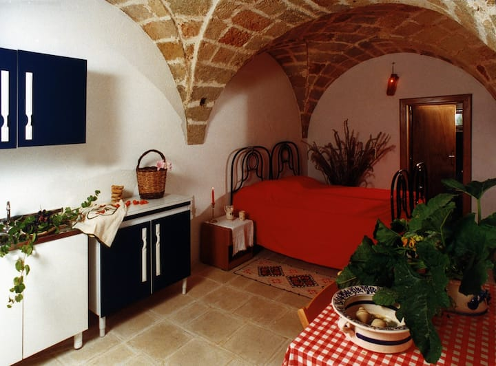 Lodging in Masseria near S.Gregorio