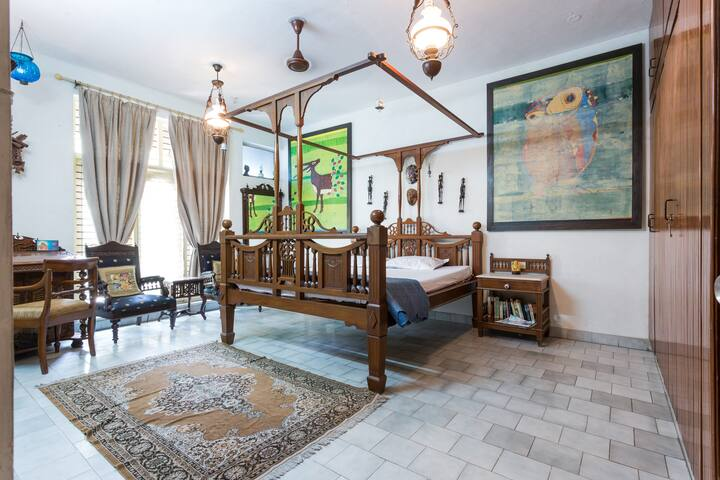 Private room in Heritage Haveli 2 - Noida - Villa