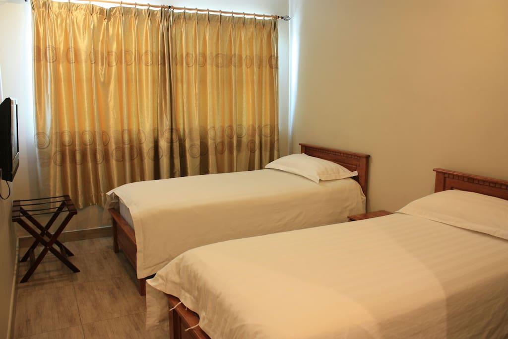 Twin Room 2 paxs