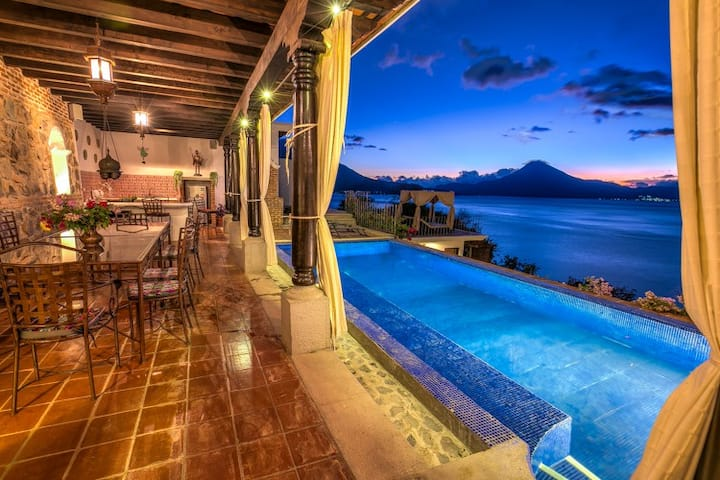 4-Bd Luxury house in Santa Catarina