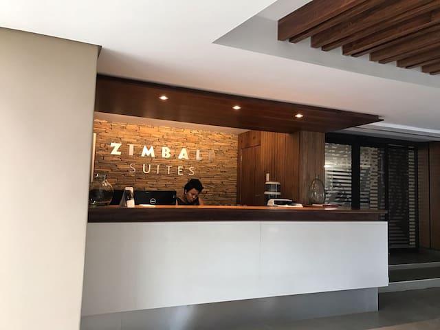 Zimbali Suite 107