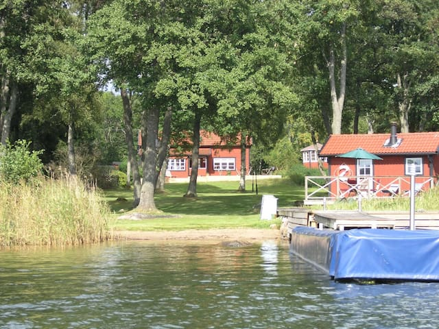 Gräddö-Asken Unique Sea Front Locat - Gräddö - Hus