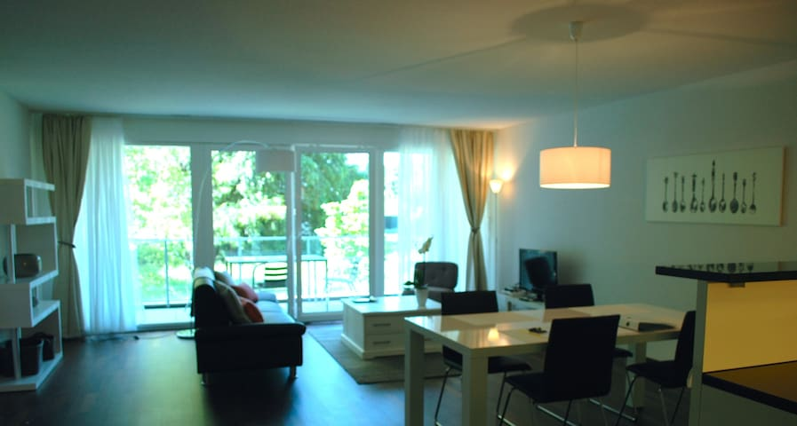 Magnificent 4 bed flat by the lake - Morges - Appartement