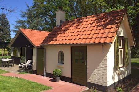 Gastenverblijf Bosrand Hulshorst - Szoba reggelivel
