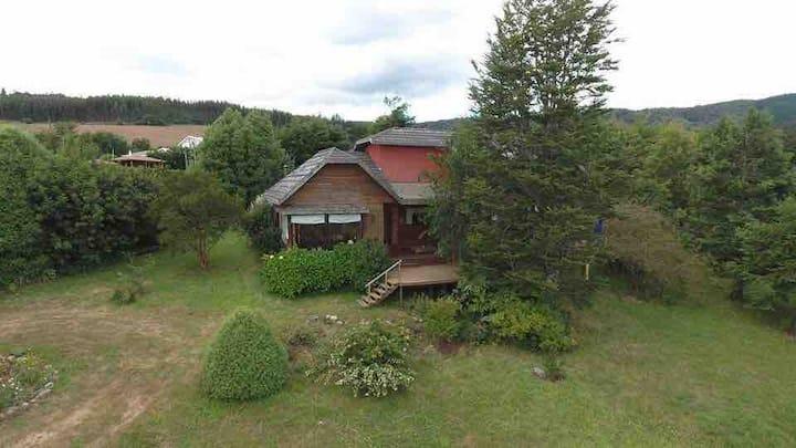 Casa con bellas vistas Katankura -Hospedaje